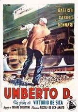 Постер к фильму «Умберто Д.»
