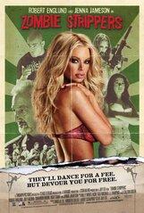 Постер к фильму «Зомби-стриптизерши»