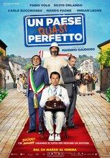 Постер к фильму «Большая афера в маленьком городе»