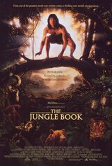 Постер к фильму «Книга джунглей»