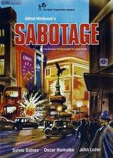 Постер к фильму «Саботаж»