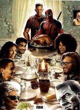 Постер к фильму «Дэдпул 2»