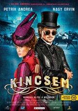 Постер к фильму «Кинчем — моё сокровище»