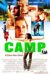 Постер к фильму «Лагерь»