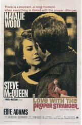 Постер к фильму «Любовь с подходящим незнакомцем»