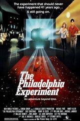 Постер к фильму «Филадельфийский эксперимент»
