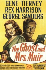 Постер к фильму «Призрак и миссис Мьюр»