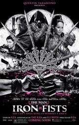 Постер к фильму «Человек с железными кулаками»