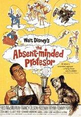 Постер к фильму «Отмороженный профессор»