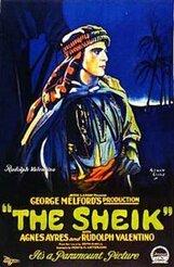Постер к фильму «Шейх»