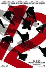 Постер к фильму «Двенадцать друзей Оушена»