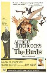 Постер к фильму «Птицы»