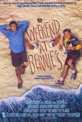 Постер к фильму «Уик-энд у Берни»