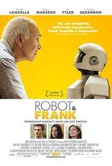 Постер к фильму «Робот и Фрэнк»