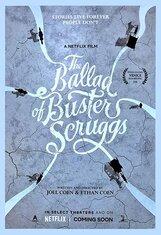 Постер к фильму «Баллада Бастера Скраггса»