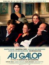 Постер к фильму «Галопом»