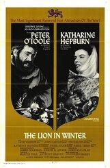 Постер к фильму «Лев зимой»