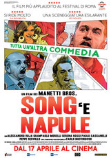 Постер к фильму «Песни, мафия, Неаполь»