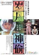 Постер к фильму «Отражение радуги»