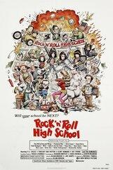 Постер к фильму «Высшая школа рок-н-ролла»