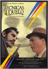 Постер к фильму «Техника дуэли»