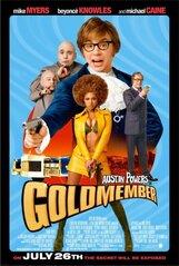 Постер к фильму «Остин Пауэрс: Голдмембер»