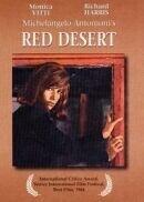 Постер к фильму «Красная пустыня»