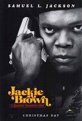 Постер к фильму «Джеки Браун»