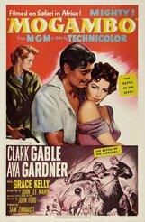 Постер к фильму «Могамбо»