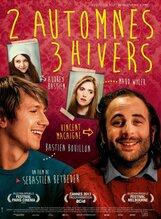 Постер к фильму «2 осени, 3 зимы»