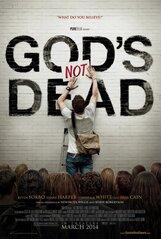 Постер к фильму «Бог не умер»