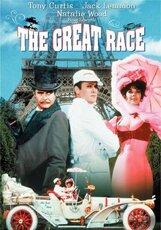Постер к фильму «Большие гонки»