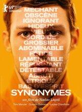 Постер к фильму «Синонимы»