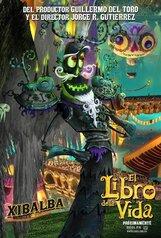 Постер к фильму «Книга жизни»