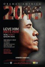 Постер к фильму «2016: Америка Обамы»