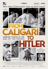Постер к фильму «Немецкое кино: От Калигари до Гитлера»