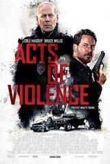 Постер к фильму «Акты насилия»