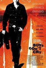 Постер к фильму «Парни не плачут»