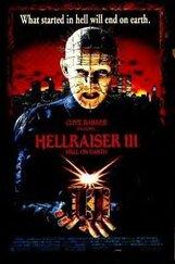 Постер к фильму «Восставший из ада III: Ад на Земле»