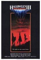 Постер к фильму «Хэллоуин 3: Сезон ведьм»