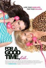 Постер к фильму «Хочешь хорошо провести время  - звони...»