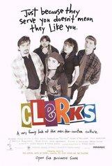 Постер к фильму «Клерки»