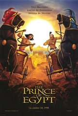 Постер к фильму «Принц Египта»
