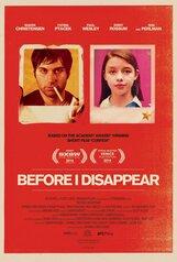 Постер к фильму «Пока я не исчезну»