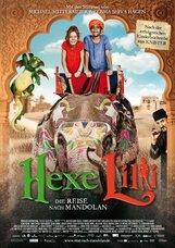 Постер к фильму «Лили - настоящая ведьма. Путешествие в Мандолан»