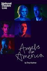 Постер к фильму «Ангелы в Америке. Часть 1: Приближается Миллениум»