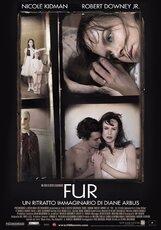 Постер к фильму «Мех: Воображаемый портрет Дианы Арбус»