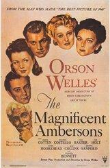 Постер к фильму «Великолепие Эмберсенов»