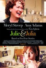 Постер к фильму «Джули и Джулия: Готовим счастье по рецепту»