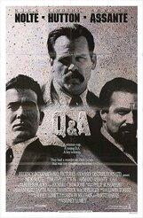 Постер к фильму «Вопросы и ответы»
